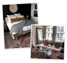 i am lucky to have inherited a number of beautiful rugs but some of my favorites i found on and okl have a lot too