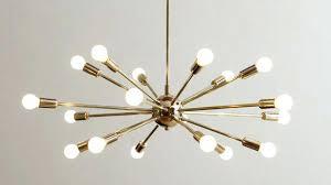 mid century modern chandeliers ing chandelier uk brass diy