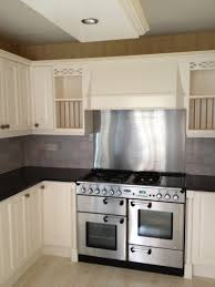 Eggshell Kitchen Cabinets Limed Oak Kitchen Now Hand Painted Wilmslow Cheshire
