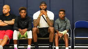 LeBron James Jr to play at Crossroads high school in Santa Monica ...