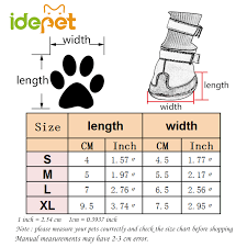 Us 11 84 30 Off Spring Outdoor Large Dog Shoes Anti Slip Big Dog Boots For Medium Large Dogs Golden Retriever Reflective Warm Pet Shoes 1by30 In Dog