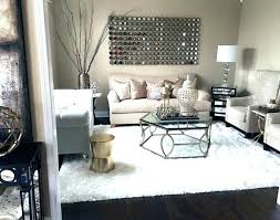 white rugs for living room gold white and gray rugs living room