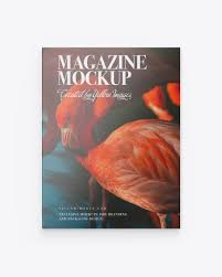It features a teenager holding a novel and free book mockup templates are a remarkable solution for creating a presentation that everyone will enjoy viewing in great detail. Glossy Magazine Mockup In Stationery Mockups On Yellow Images Object Mockups