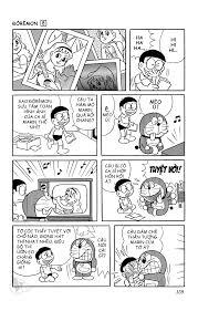 Truyện tranh Doremon - Tập 8 - Chương 20: