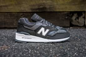 new balance 997. fans of the new balance 997 will be happy to see that nb recently dropped two tonal colorways beloved model. rocking premium look and feel we all 0