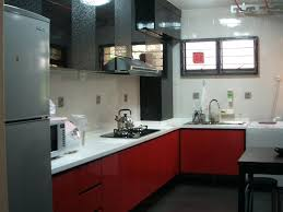 red kitchen tile design ideas astonishing extraordinary black and