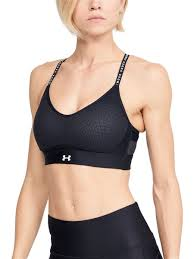 <b>Топ UA Infinity</b> Low Bra <b>Under Armour</b> 12752868 в интернет ...