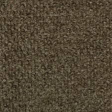 carpet tiles texture. Interesting Texture TrafficMASTER Hobnail Espresso Texture 18inch X Indoor And Outdoor Carpet  Tile 16 TilesCase  The Home Depot Canada Throughout Tiles M