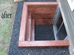 basement window well ideas. DG Style: Pretty Basement Window Wells - For Jenni.or If I Ever Have A Well Ideas