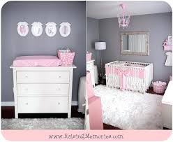 baby room for girl. Pink And Grey Baby Room Awesome Decoration Girl Nursery Ideas  Suitable For .