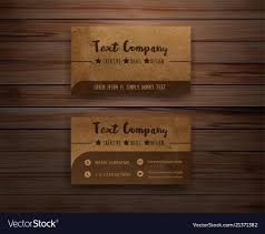 wooden business cards recycled paper business cards on wooden background