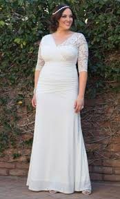 Which Plus Size Wedding Dresses Are The Most Flattering And Plus Size Wedding Dress Styles