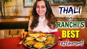 Once you've chosen a restaurant, look through the available online menu, and browse through appetizers, dishes, desserts as well as beverages to your online basket. Thali In Ranchi S Best Reviewed Restaurant Indian Food Youtube