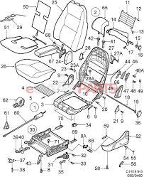 8412215 saab clip genuine saab parts from esaabparts rh esaabparts 2011 saab 9