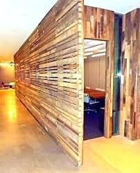 wood slat wall wooden slats paneling and doorways clock wallpaper vertical detail wood slat wall