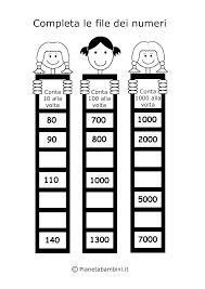 Giochi Di Matematica Per Bambini Di 6 7 Anni Da Stampare Matematik