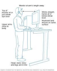 standing desk posture. Contemporary Desk Standing Workstation Throughout Desk Posture I
