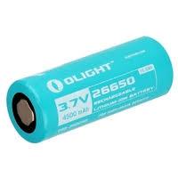 1 753 ₽ <b>Аккумулятор Li</b>-<b>Ion</b> 4500 мА·ч <b>Olight</b> 26650 <b>ORB</b>-266C45