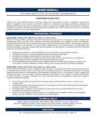 Project Management Consultant Resume Best Of Resume For Consultant
