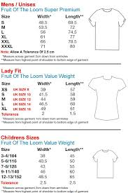 Uk Ladies Shirt Size Chart Coolmine Community School