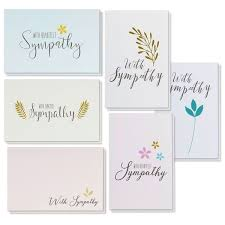 From single order sales to bulk/wholesale orders, we offer an read more front page 48 Pack Sympathy Cards Bulk With Envelopes 6 Floral And Foliage Designs 4 X6 Overstock 29807759