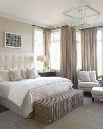 Ivory and Beige Bedroom