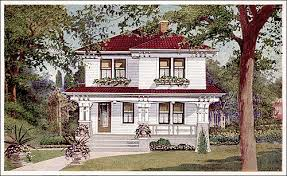 SEARS HOUSEPLANS   FREE FLOOR PLANSAuthentic Vintage Home Plans   Original Cottage House Plans