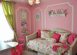 Pink Girls Bedroom Pink Green Bedroom Designs Shaibnet