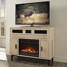 blair 48 tv stand with electric fireplace