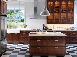 Checkered Kitchen Floor Brown Island Also Black And White Plaid Checkerboard Of Flooring