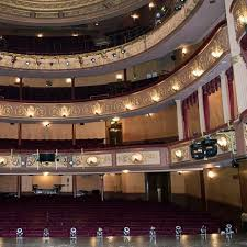 Lyric Theatre Seating Plan And Seat Reviews