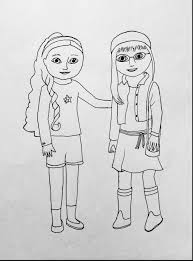 Small Picture fantastic my american girl coloring pages with american girl doll
