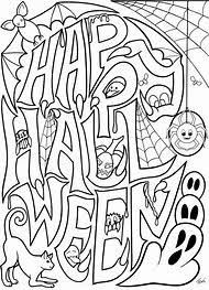 Best Halloween Coloring Pages Ideas And Images On Bing Find What
