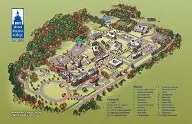 map  mount aloysius college