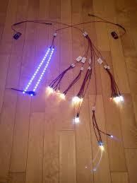 lighting set. Star Wars Model Led \u0026 Fibre Optic Millenium Falcon Light Kit - LARGER SET Lighting Set