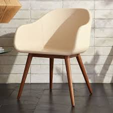 faux leather chair. Faux Leather Chair D