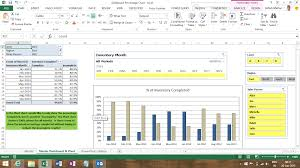 Create Pivot Chart