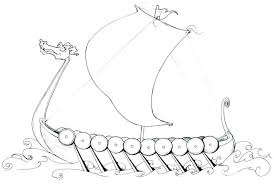 Ship Coloring Pages Pirate Space Disney Cruise Line Treasure Chest