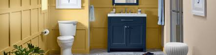 find a bathroom vanity to fit your space and storage needs