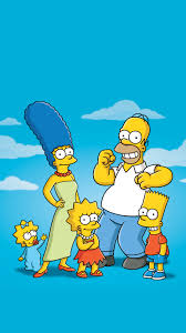 Simpsons Wallpaper For Bedroom The Simpsons Family Funny Hd Wallpapers For Iphone 6 Is A