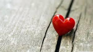 one heart wallpaper 1366x768