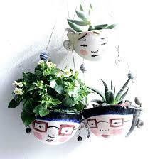 ceramic hanging planter ceramic ng planter basket plastic planters wall plant pots indoor living ceramic ng ceramic hanging planter