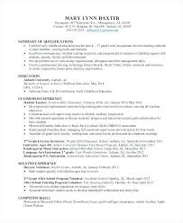 A Professional Resume Template For A Parks And Facility Manager A ...