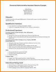 Administrative Assistant Skills Resume 5 Dental Assistant Skills Resume Business Opportunity Program