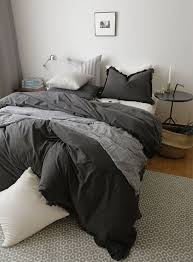 black duvet cover. Modren Duvet Awesome New Black Duvet Covers 70 On Home Decoration Ideas With  Cover Y