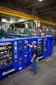 Fastenal Vending Machine Best Fastenal Vending Machines Supply Factory Workers With Gloves Tools