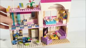 Bauanleitung Lego Friends Olivias Haus
