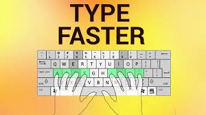 Keyboard Finger Chart For Typing How To Type Without Looking At The Keyboard