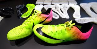 Nike used 3D printing and Olympic sprinters to design its new ...