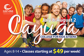 Teens Collage Cayugas College For Kids And Teens Summer 2019